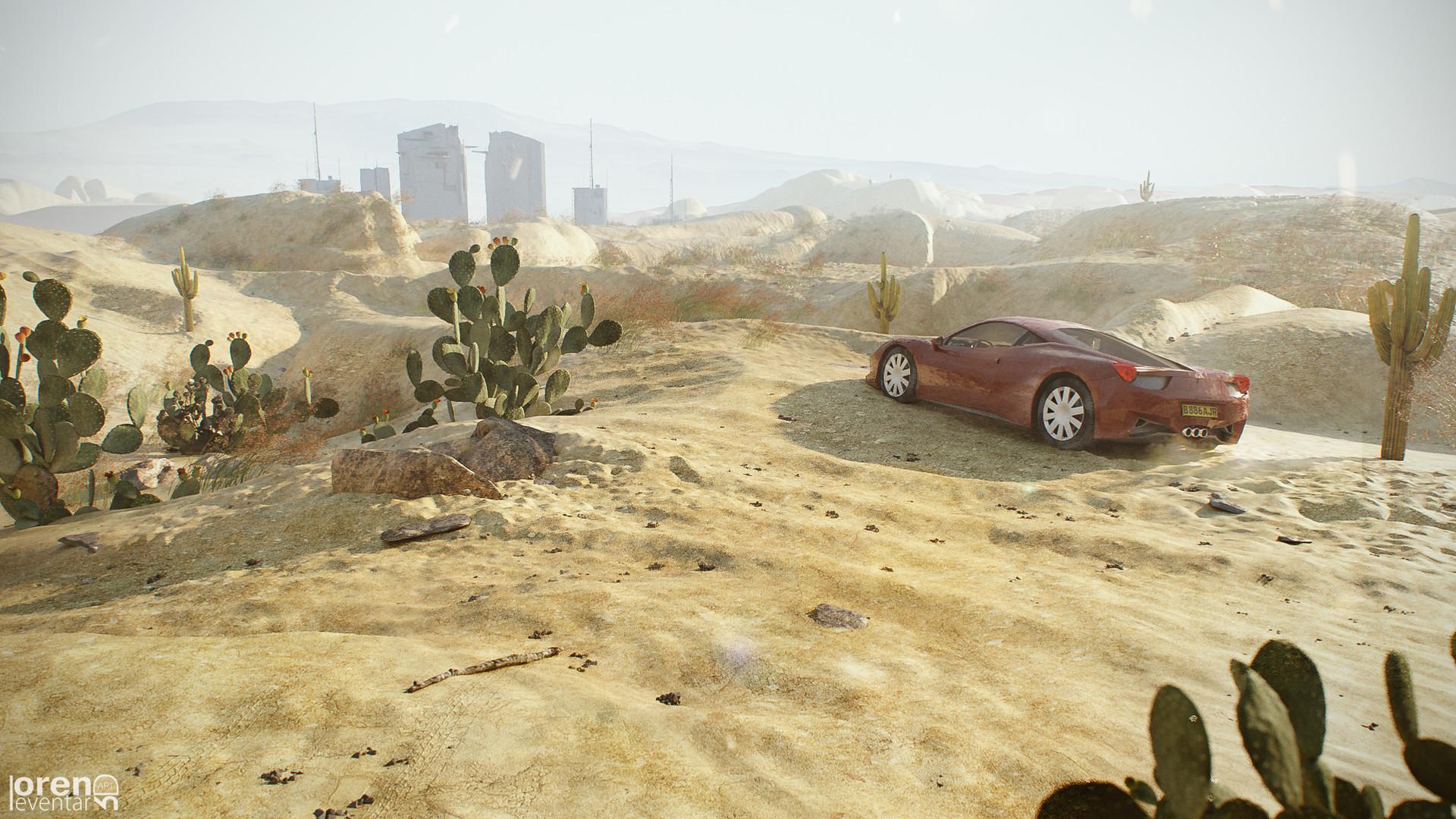 Oren leventar day desert p