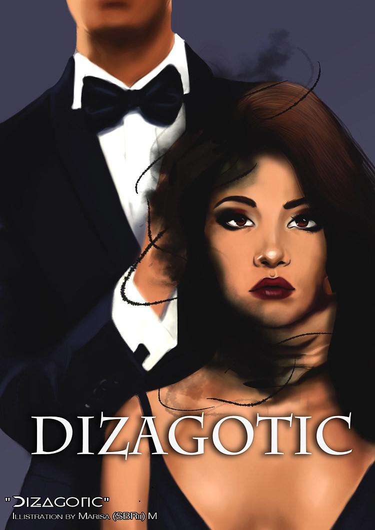 Marisa m original book cover dizagotic 2017