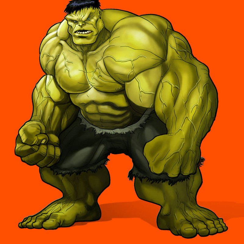 Black and yellow download hulk free