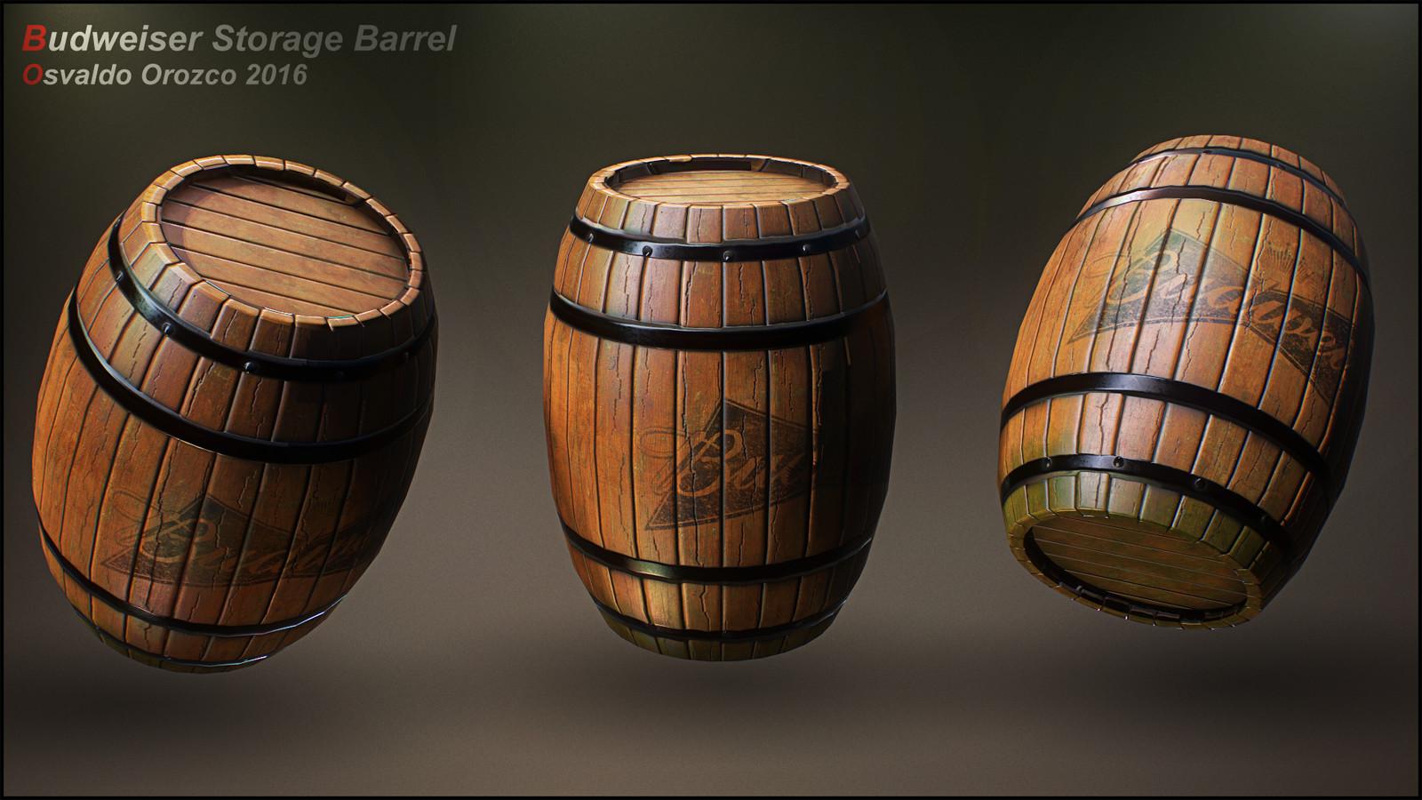 Osvaldo the edge barrel 1