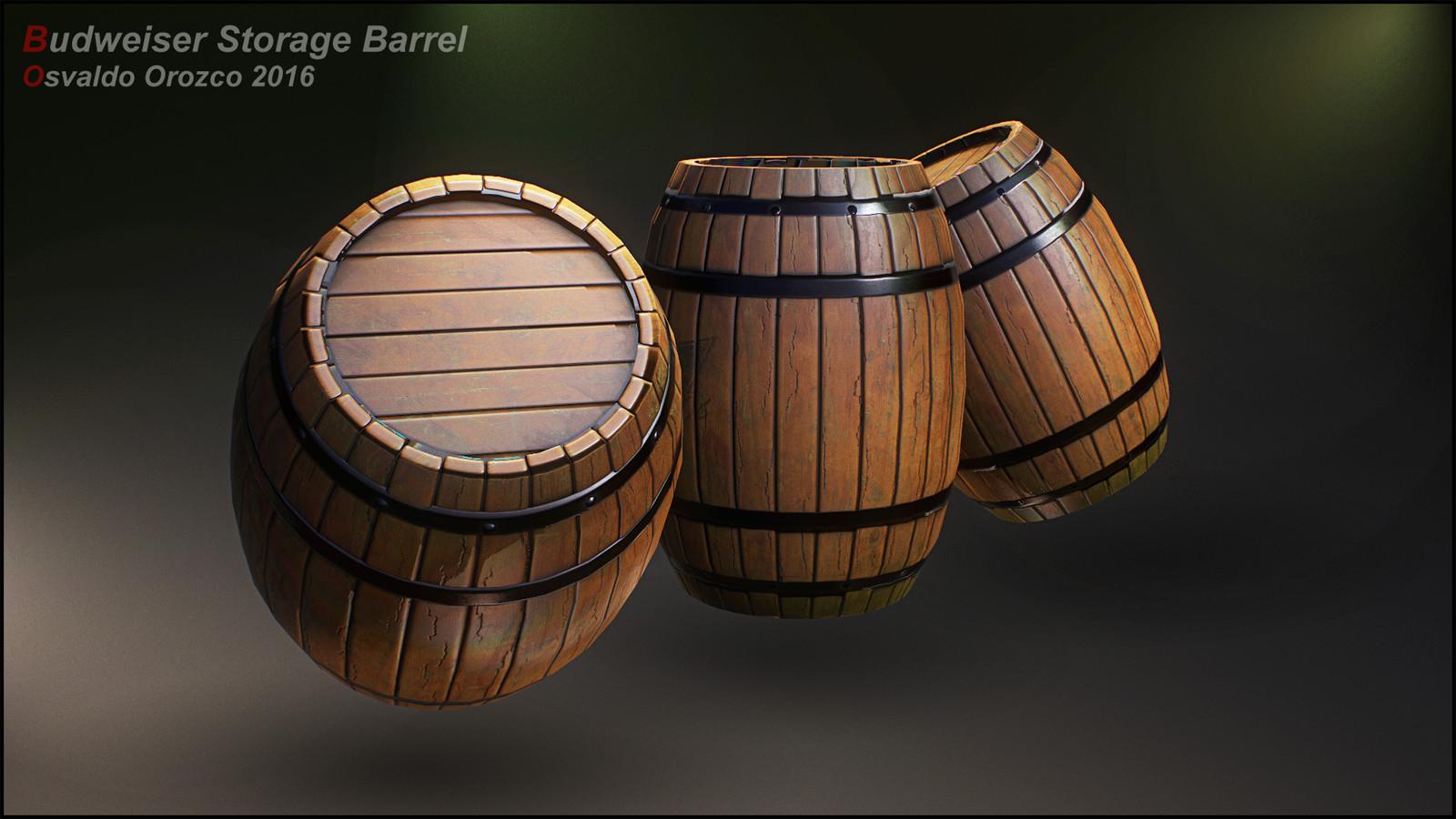 Osvaldo the edge barrel 2