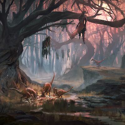 Lloyd allan lloyd allan haul hangmen forest