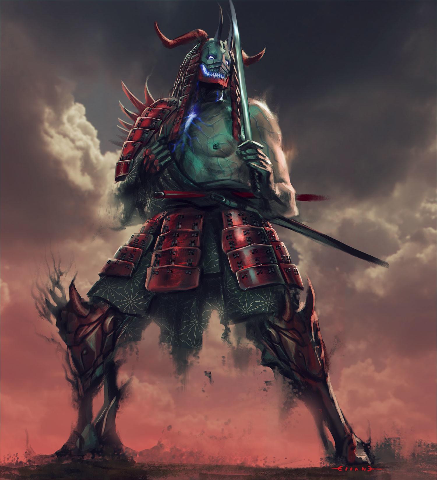 Eliant elias samurai 2