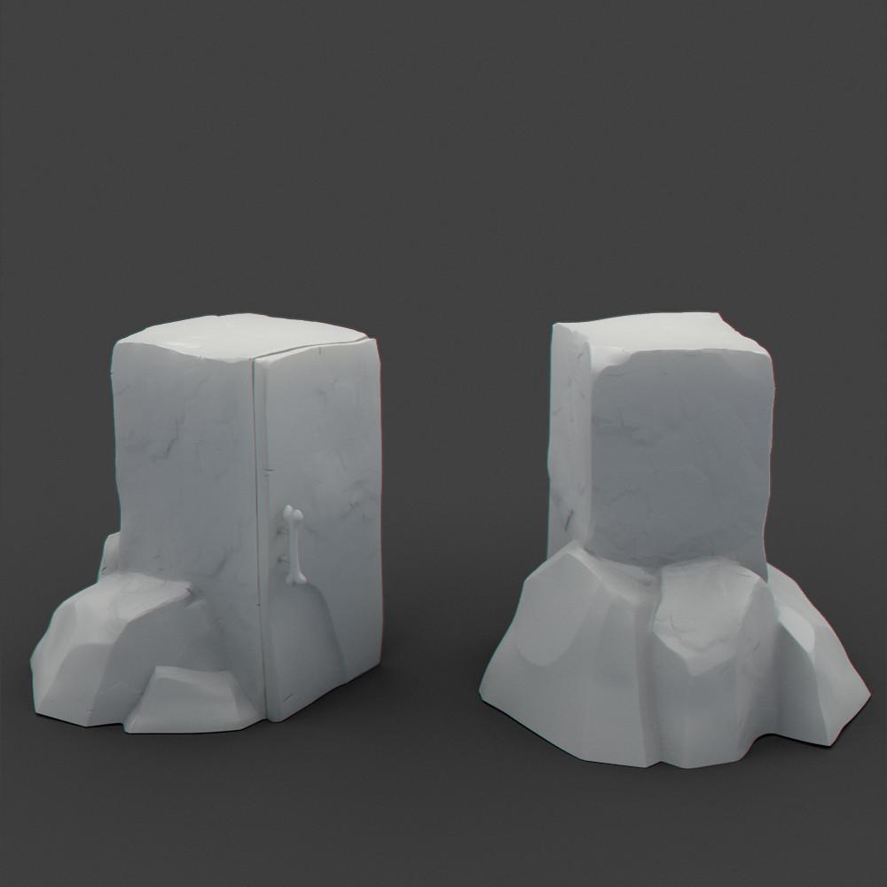 Basile arquis basile arquis stoneage frigo