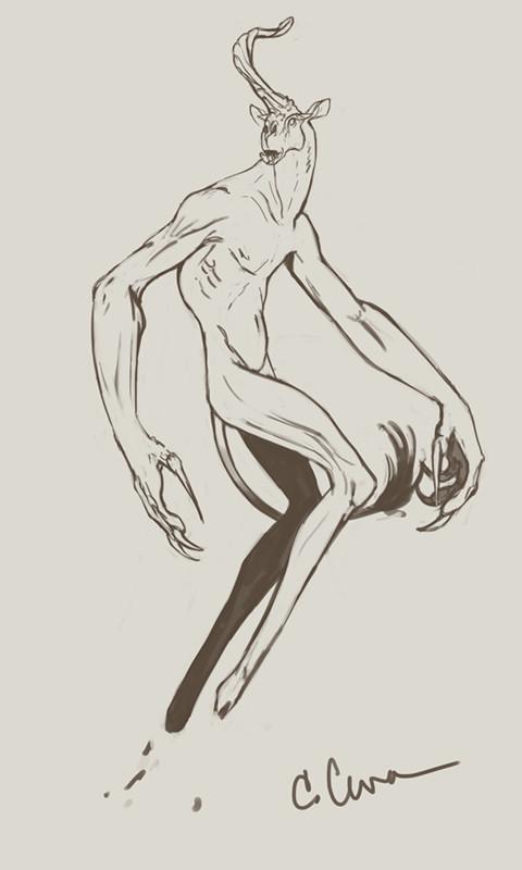Collette curran sketch