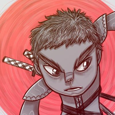 Leon bolwerk samurai
