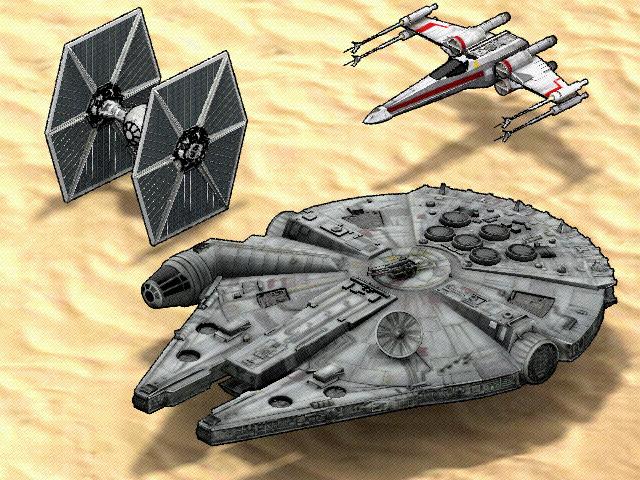 Jfs Star Wars Ships Pixel Style By Daniel Nuñez Pixelart