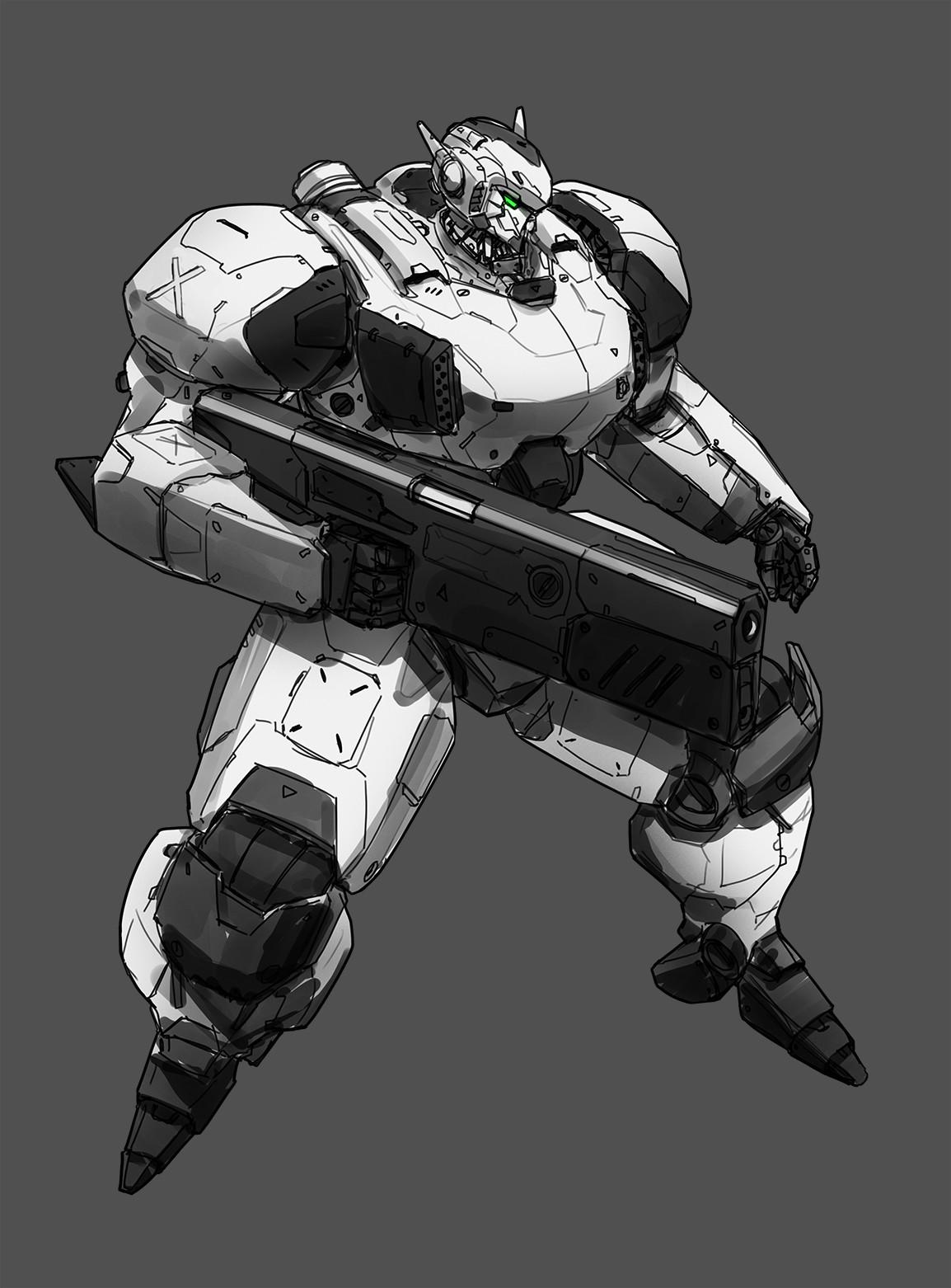 Salvador trakal sketch98c