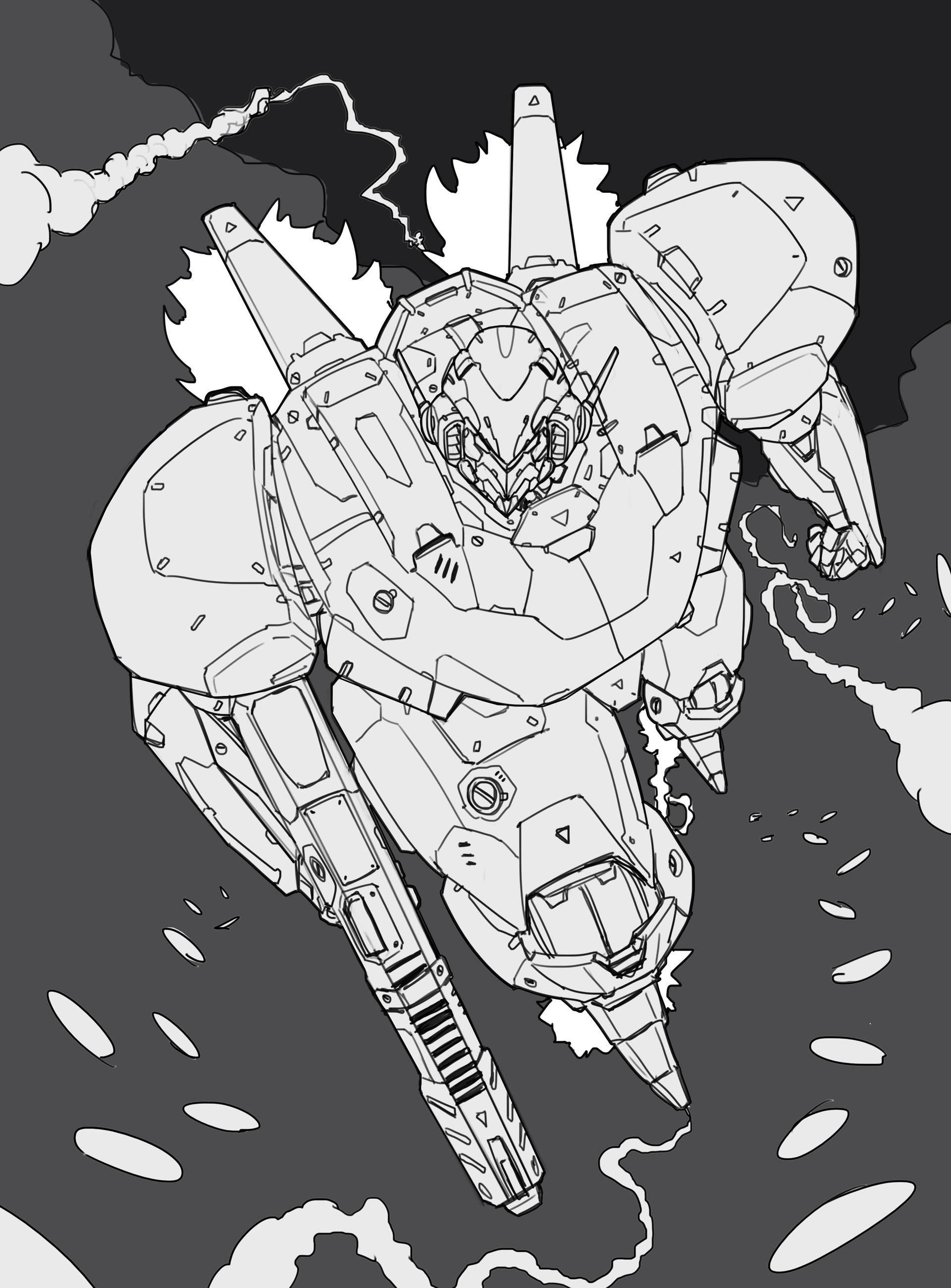 Salvador trakal sketch96c