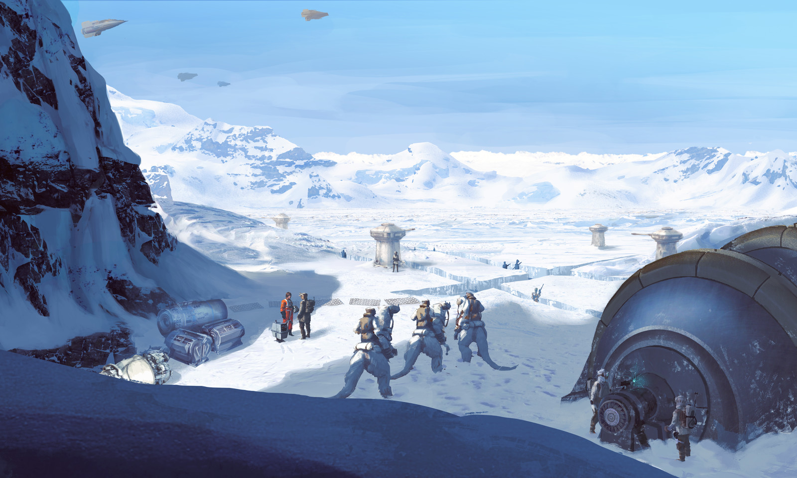 Genocide on Hoth
