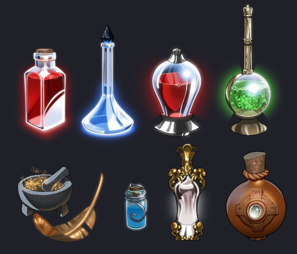Peter slavik potions