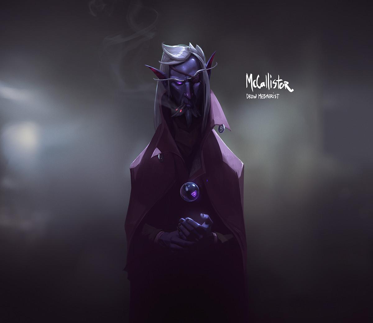 Pathfinder 2: McCallister