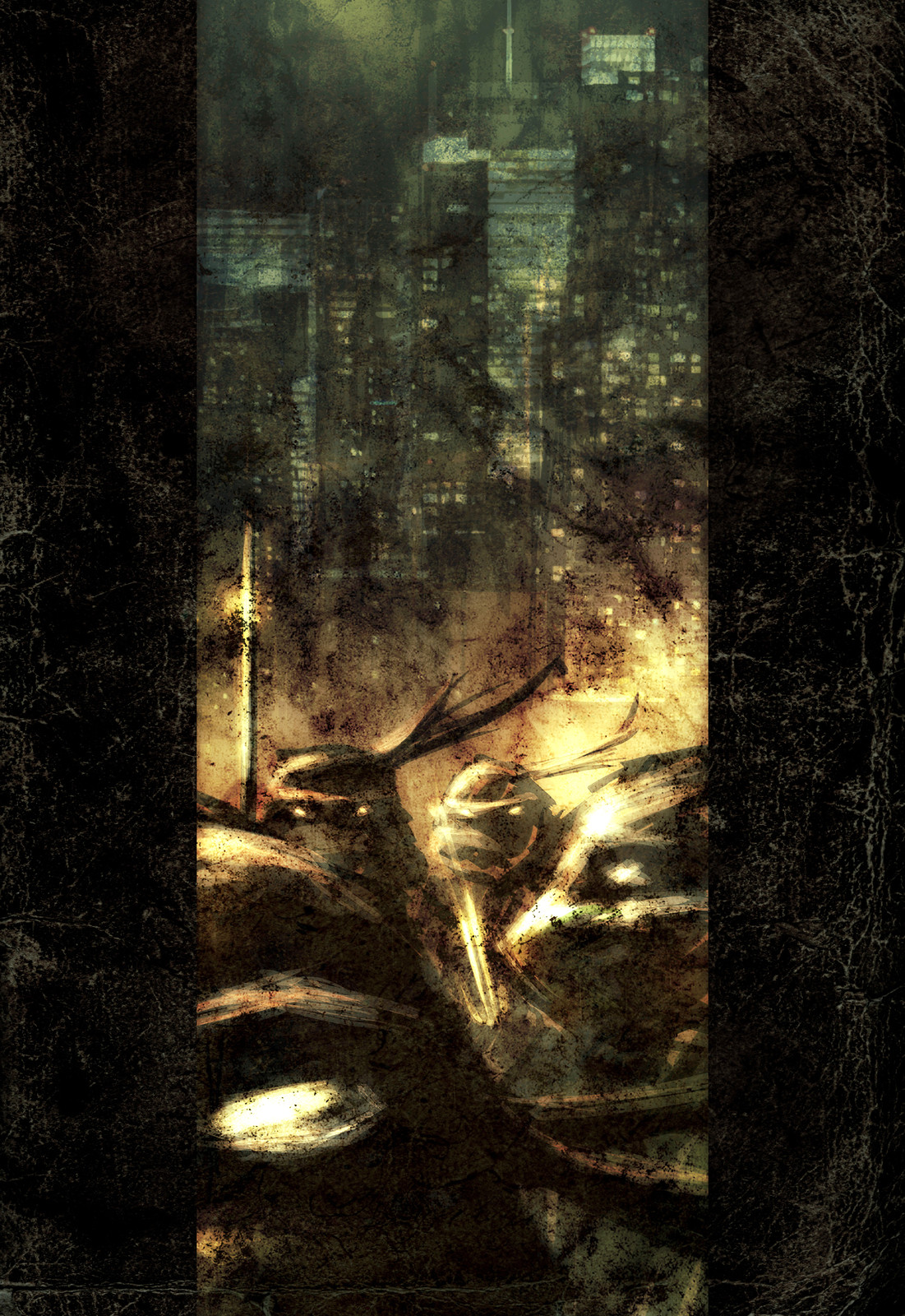 TMNT Concept Art