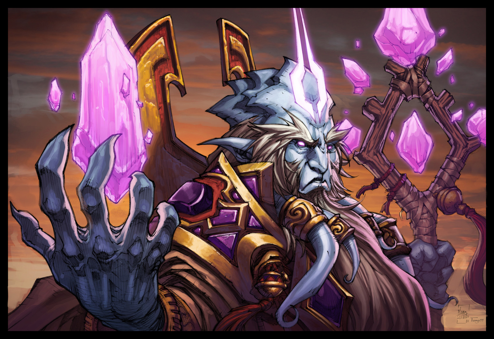 World Of Warcraft - Load Screens