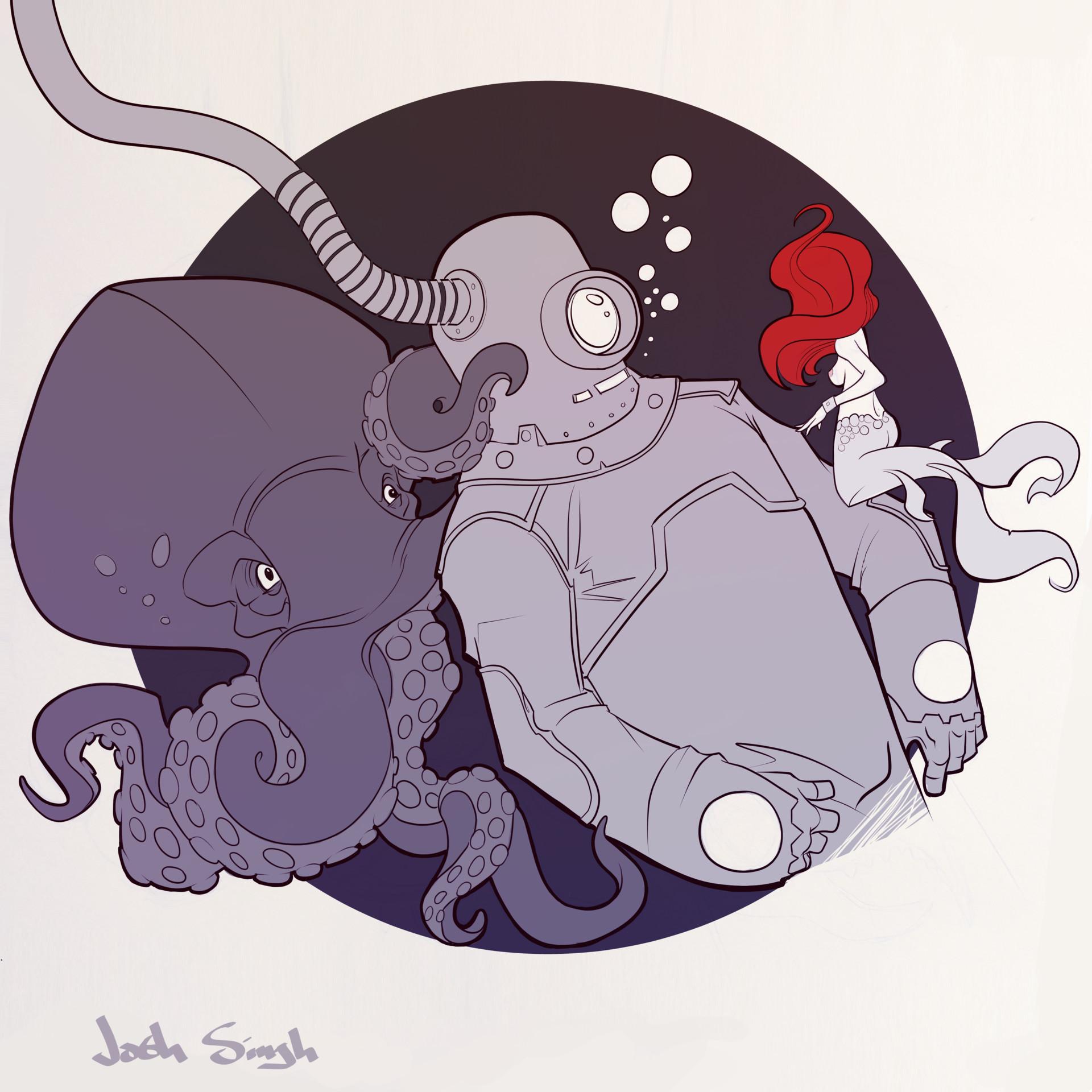 Joshua singh littlemermaid3