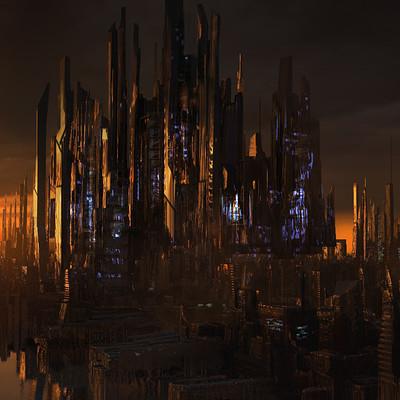 Sebastian horoszko 33 sci fi city