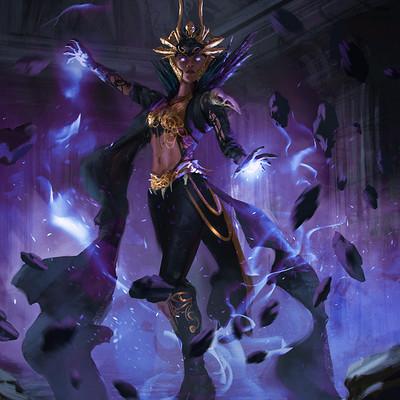 Sebastian horoszko 34 evil wizardress