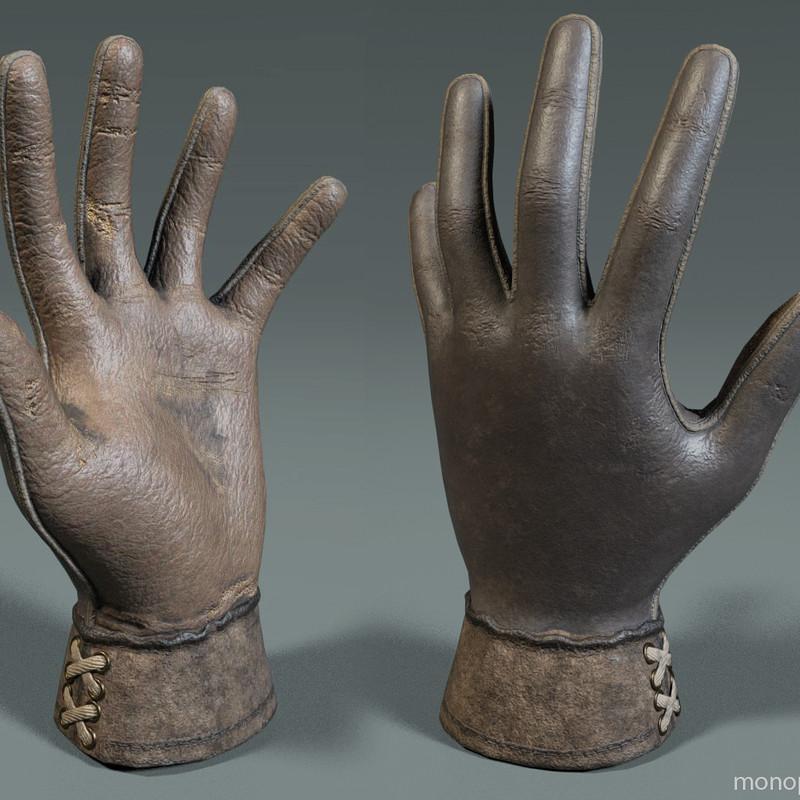 QuiVR hand / glove
