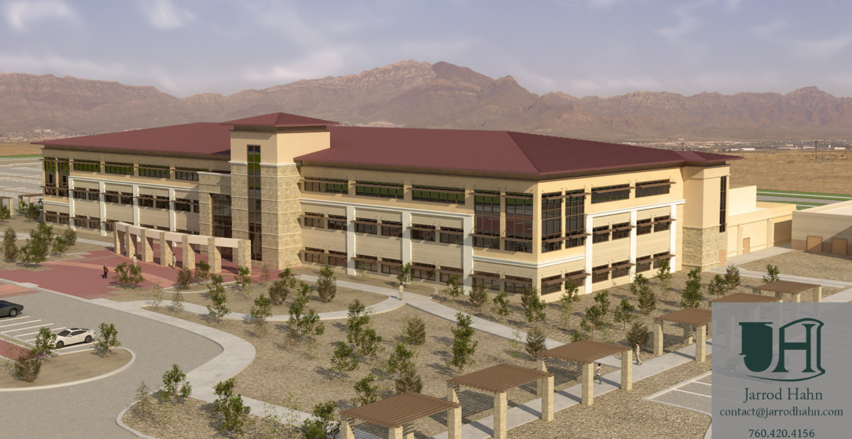 Fort Bliss Command Headquarters