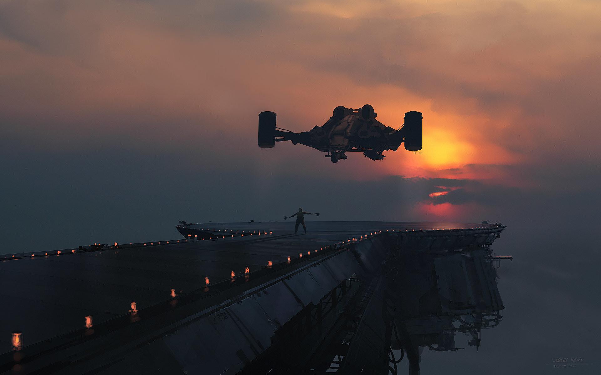 sergey-lesiuk-landing-field-by-sergey-le