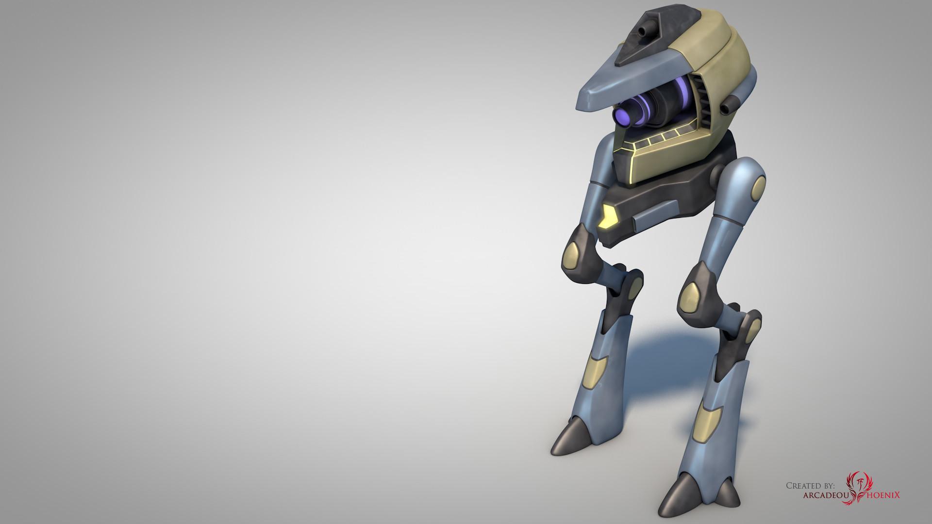 Arcadeous phoenix droid 3c