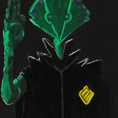 Moe murdock police alien psychic