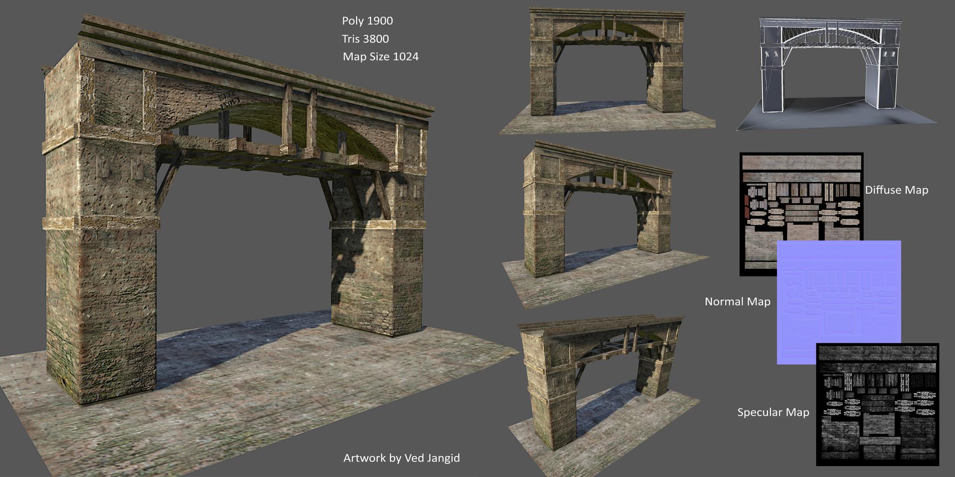 Vedprakash jangid game environment model for Make a house online for free 3d