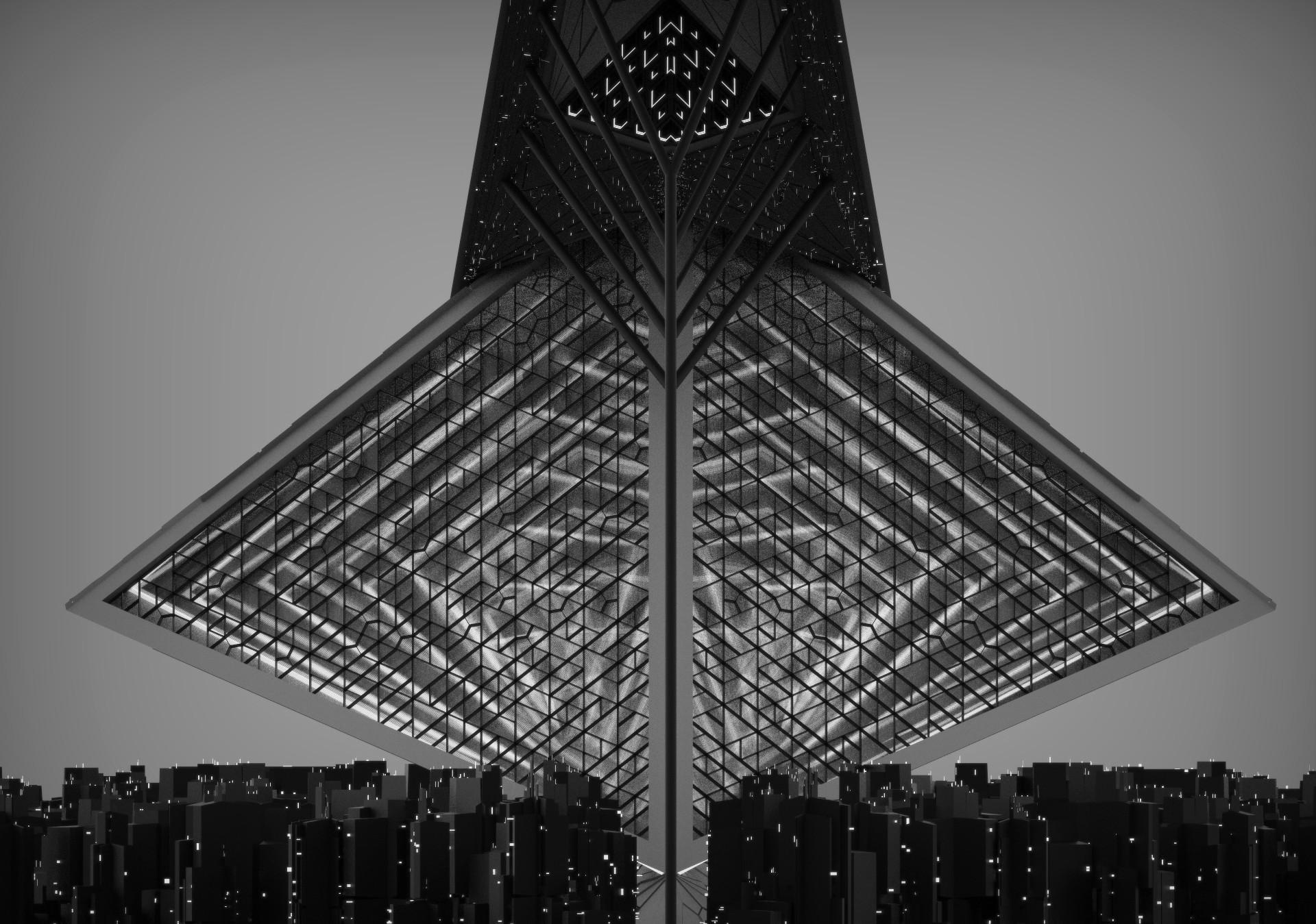 Benjamin nicholas scifi architecture 09