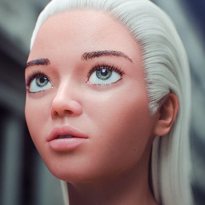 Shawn wang girl head highres neutral hair2 05 comped 2