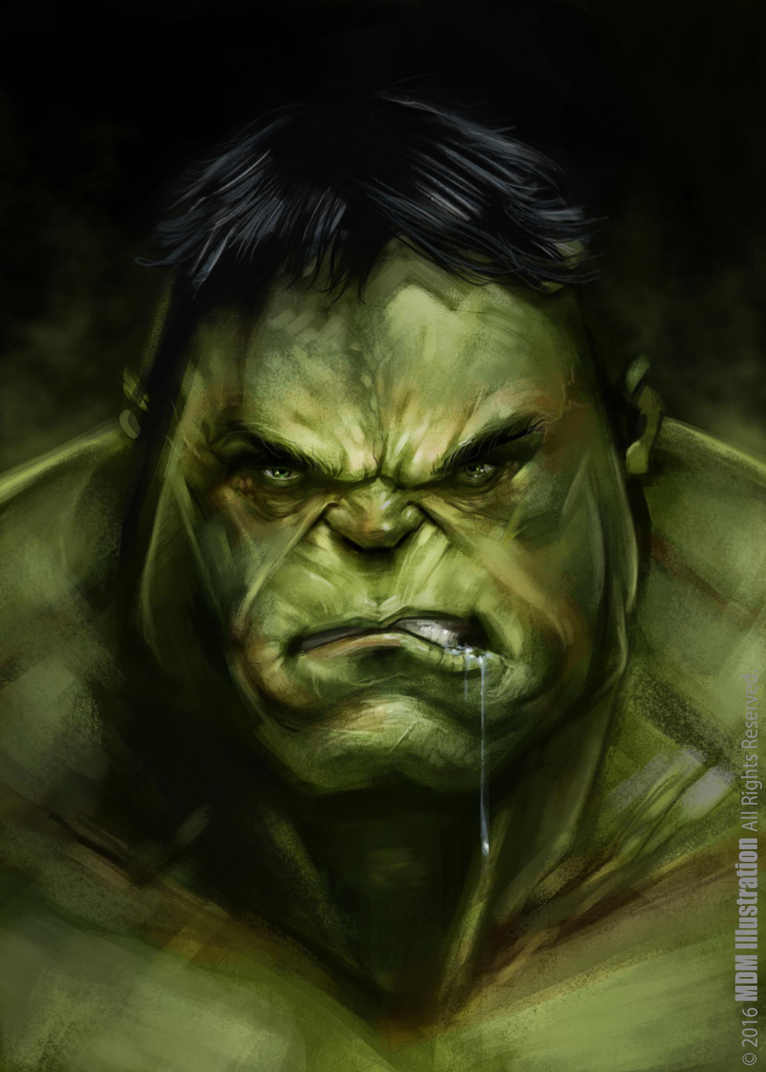Matthew masterson hulk