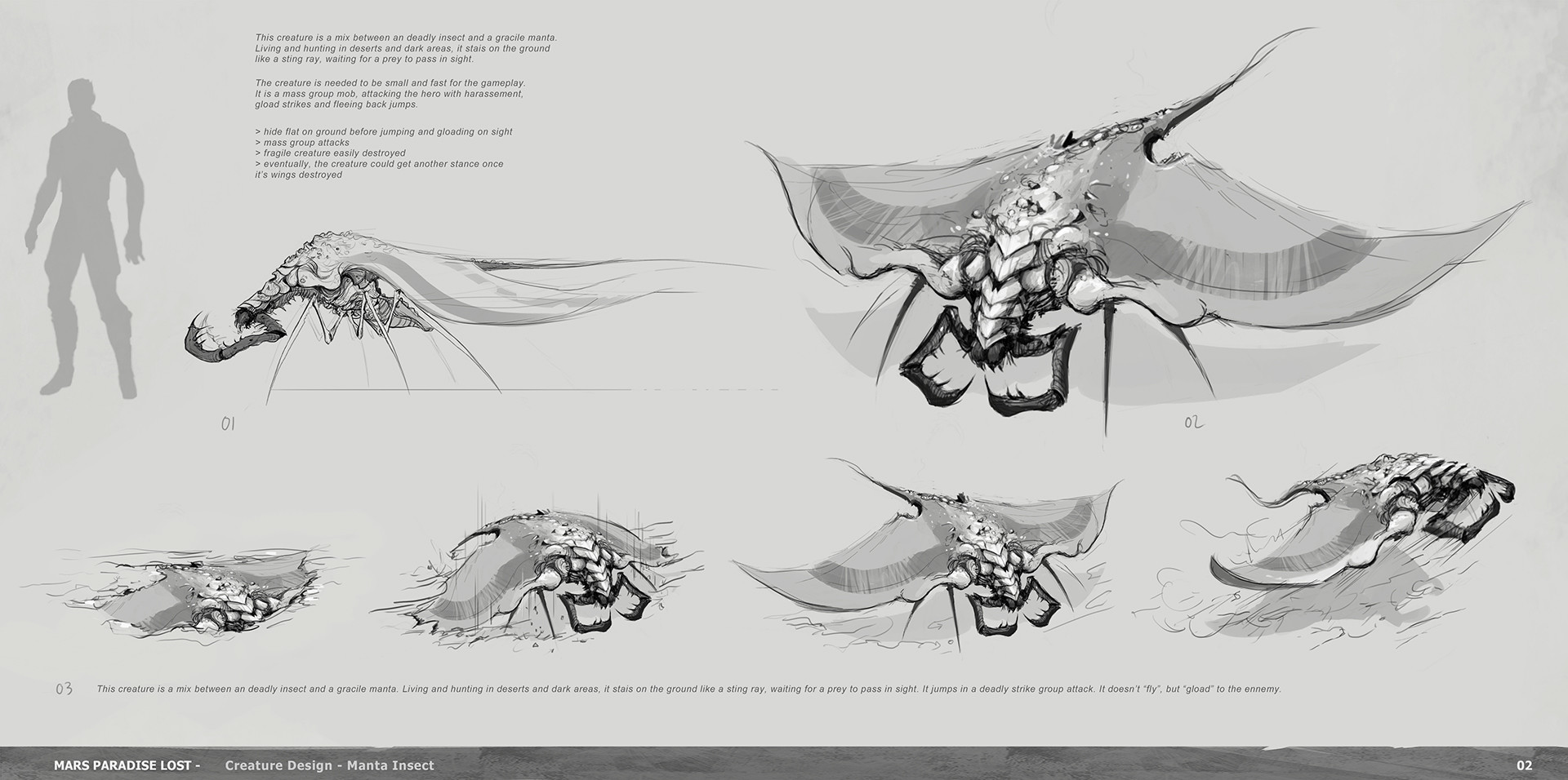 Alexandre chaudret mpl creature manta insect research02