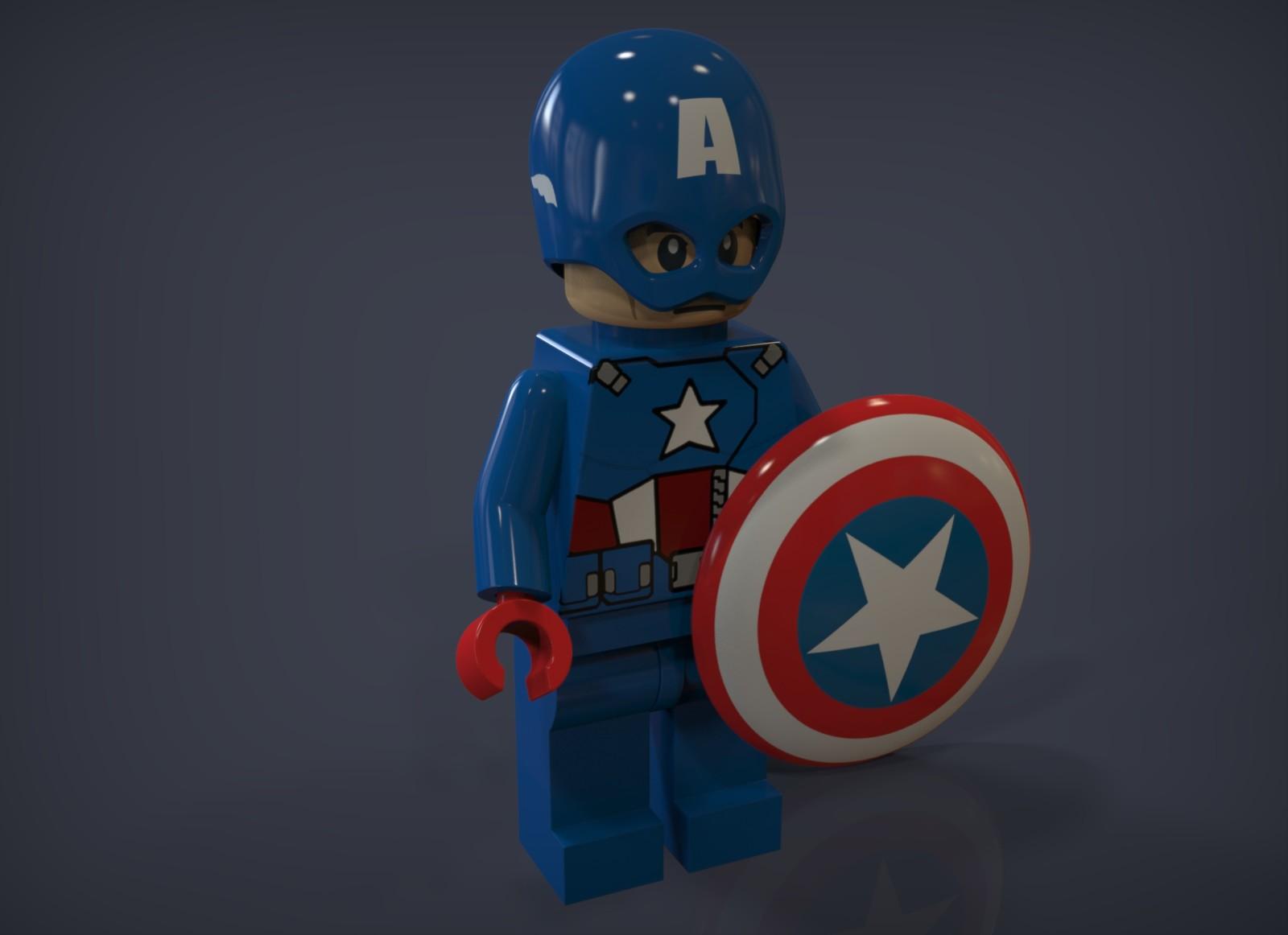 Cap Lego