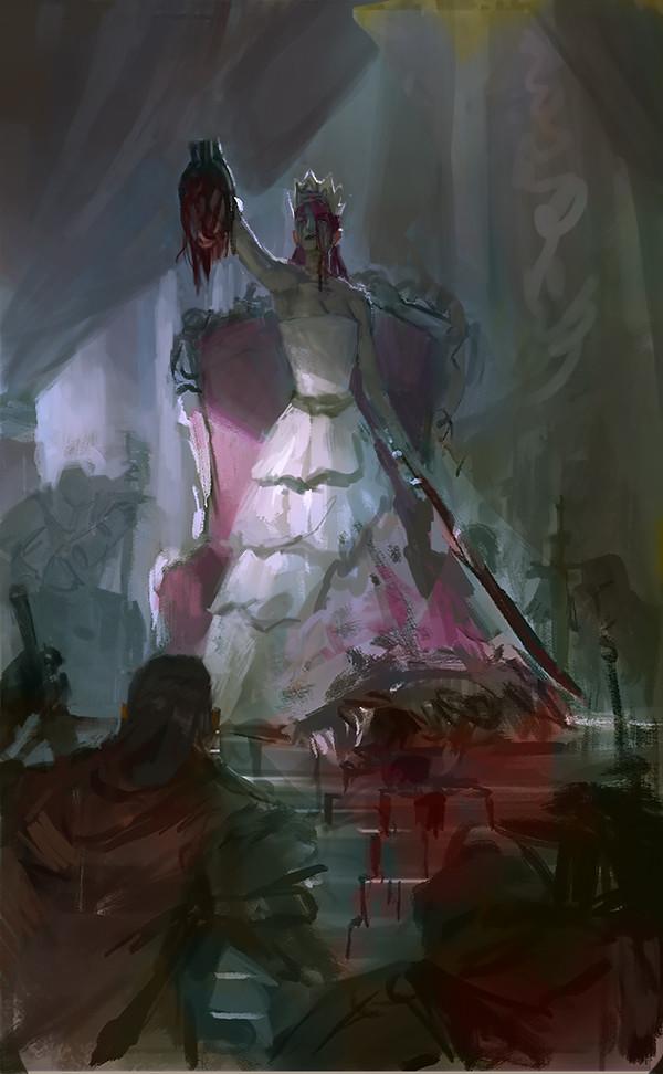 Benjamin ee the murder queen illus 2