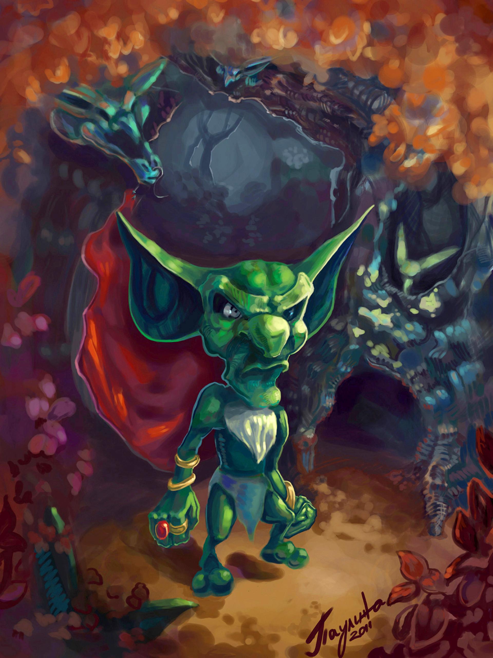Pau vassileva goblinsrev