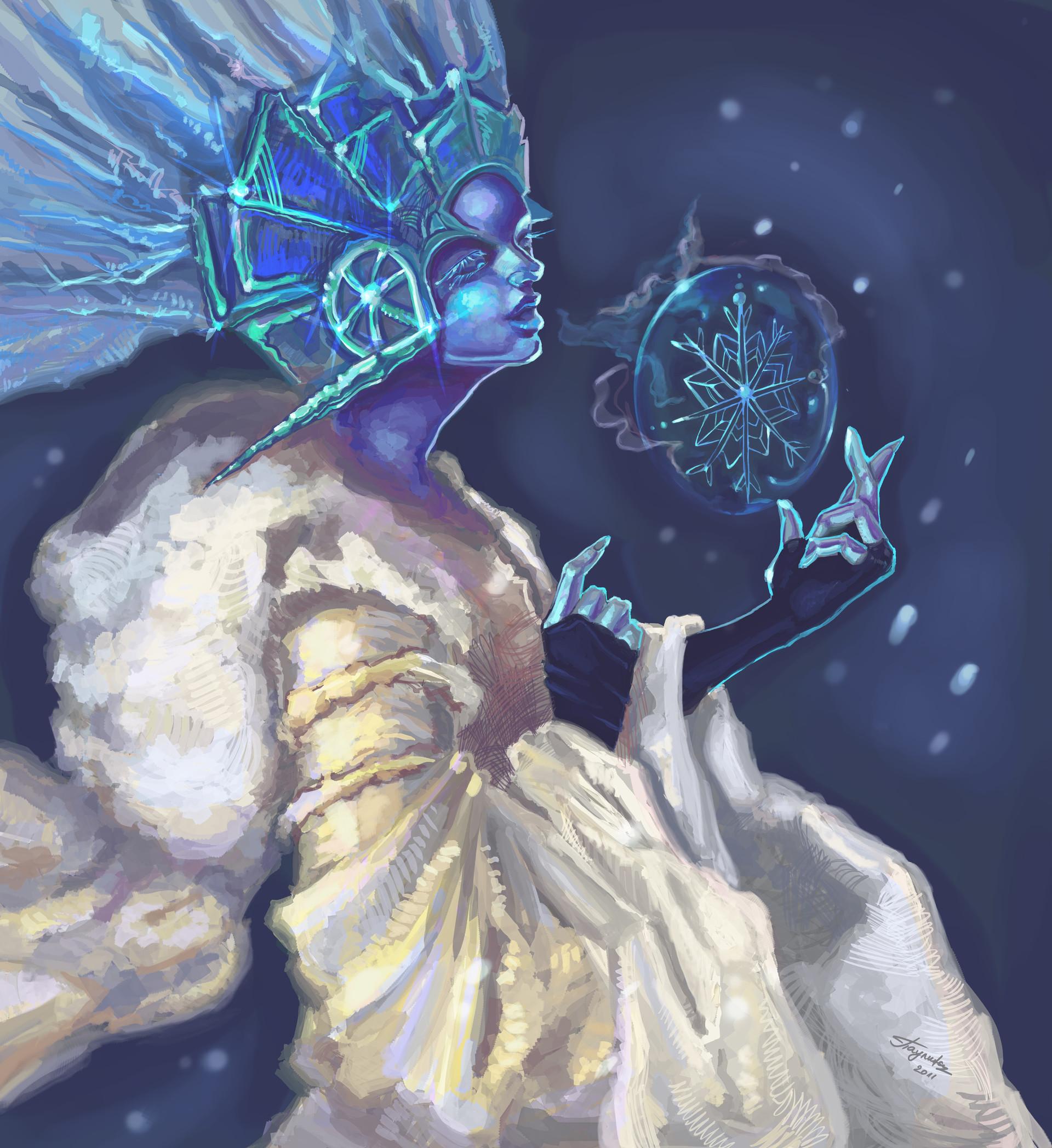 Pau vassileva snowflake