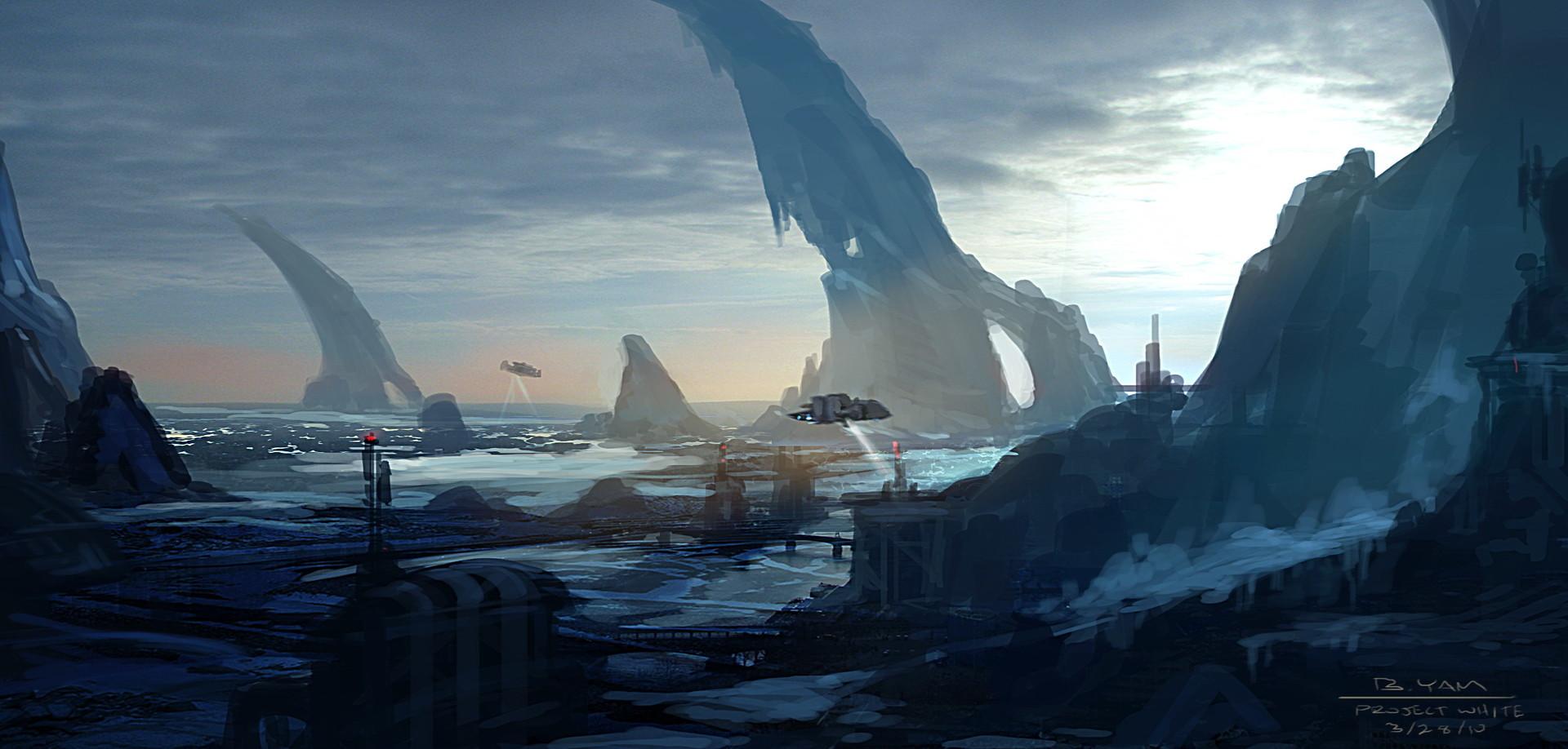 Brian yam 10 ice planeta