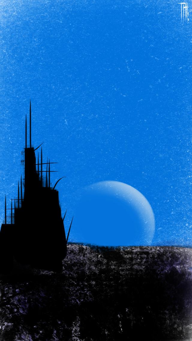Blue Bastion