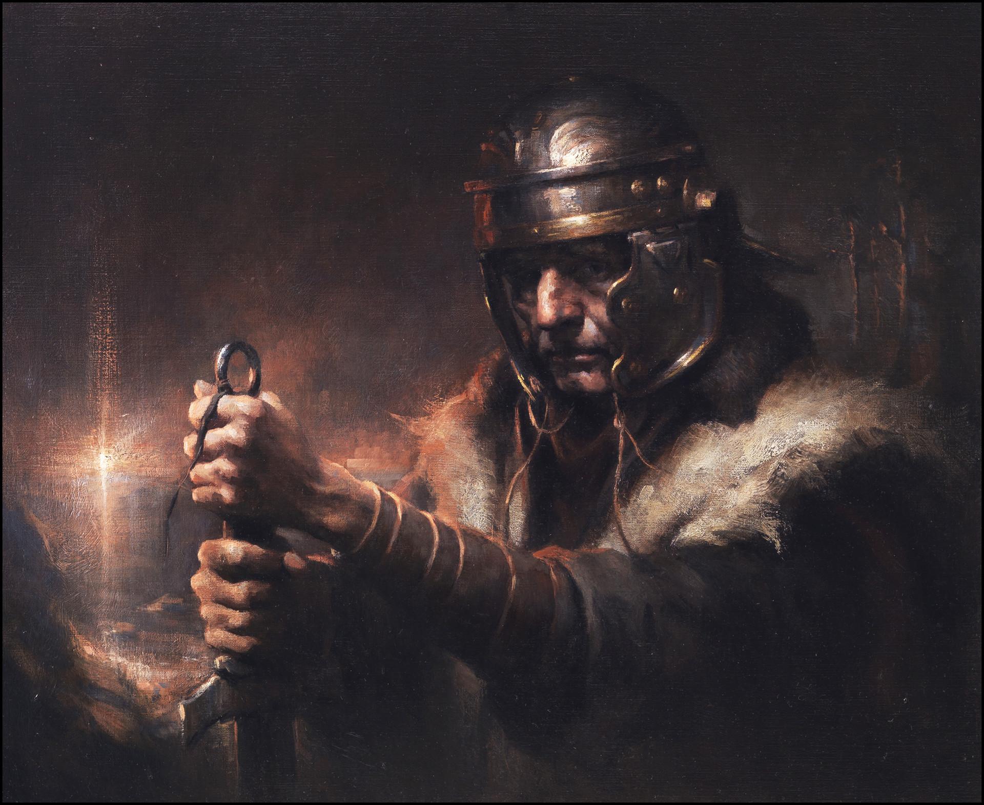 Joakim ericsson the last combattant