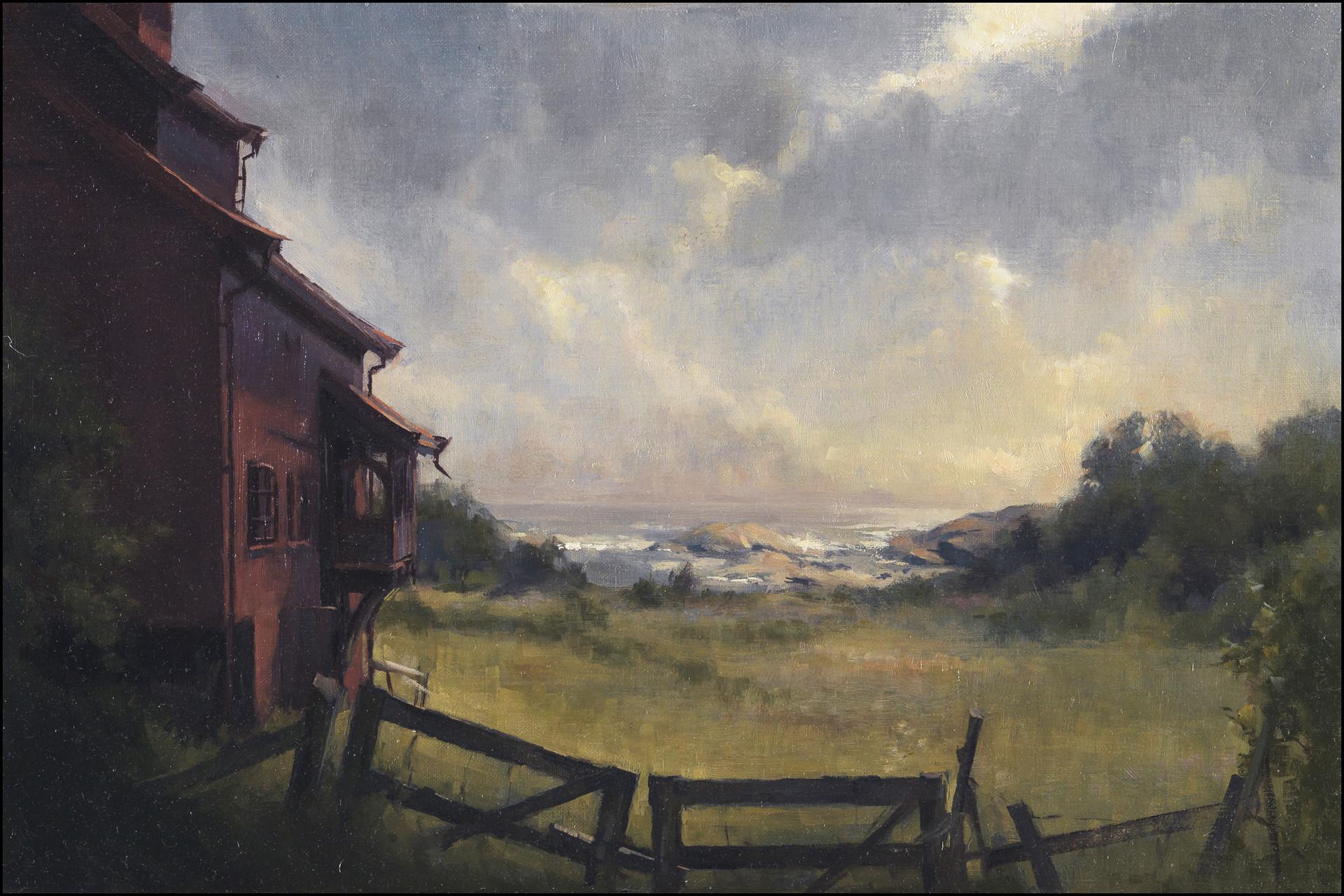 Joakim ericsson norwegian landscape 1