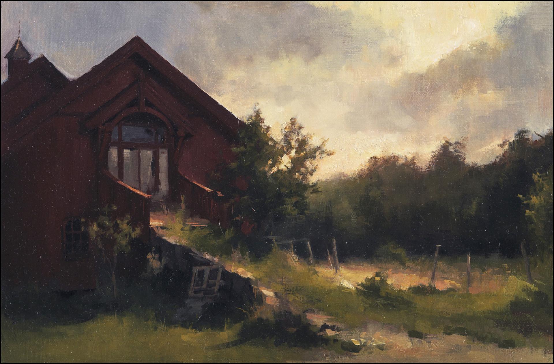 Joakim ericsson norwegian landscape 2