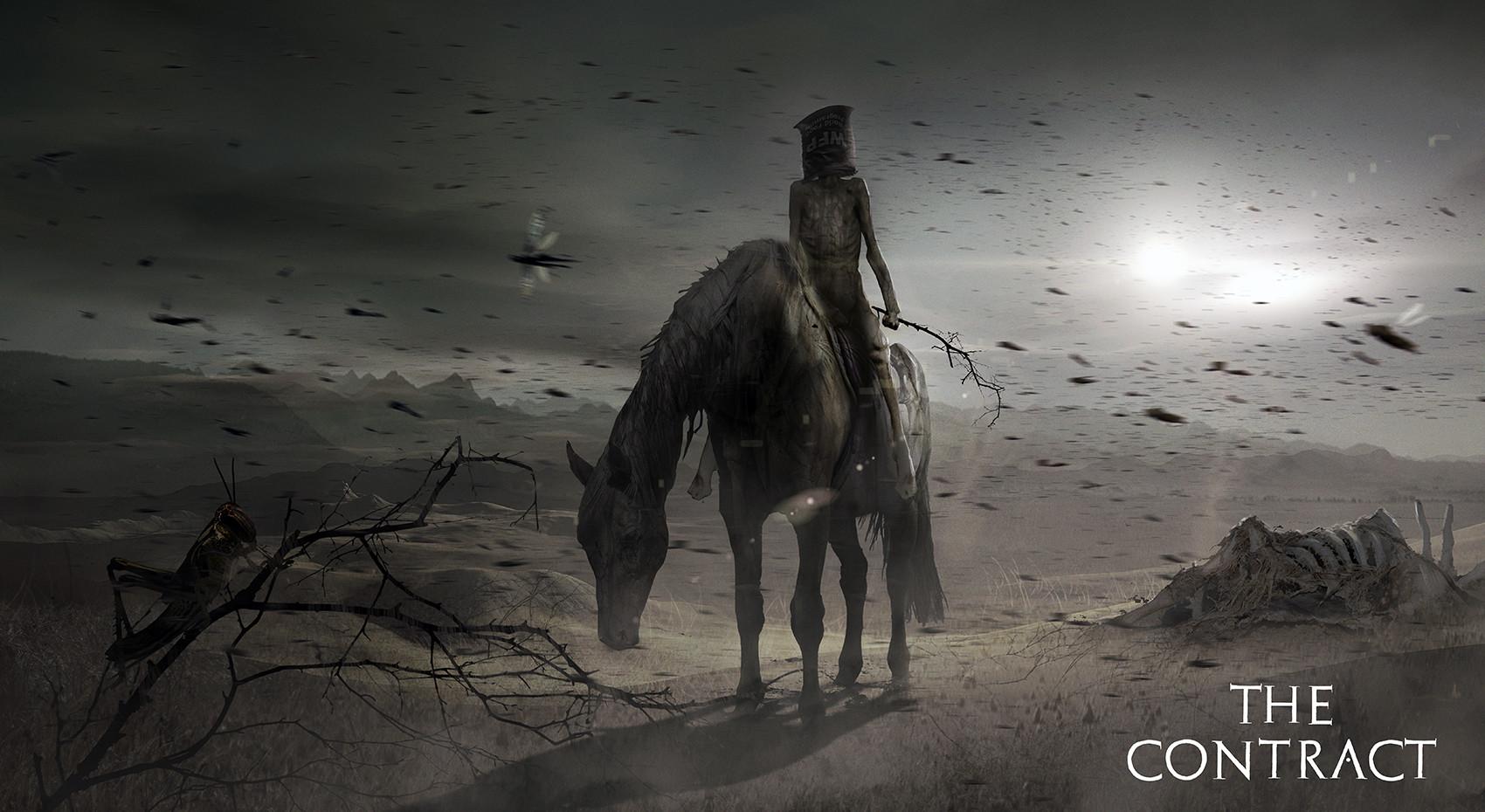 Joakim ericsson famine apocalypse rider