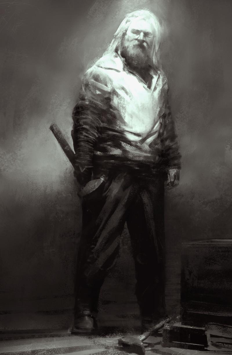 Simon goinard blacksmith 1b1