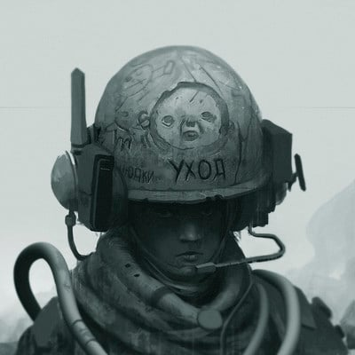Francisco badilla chernobyl boy concepot