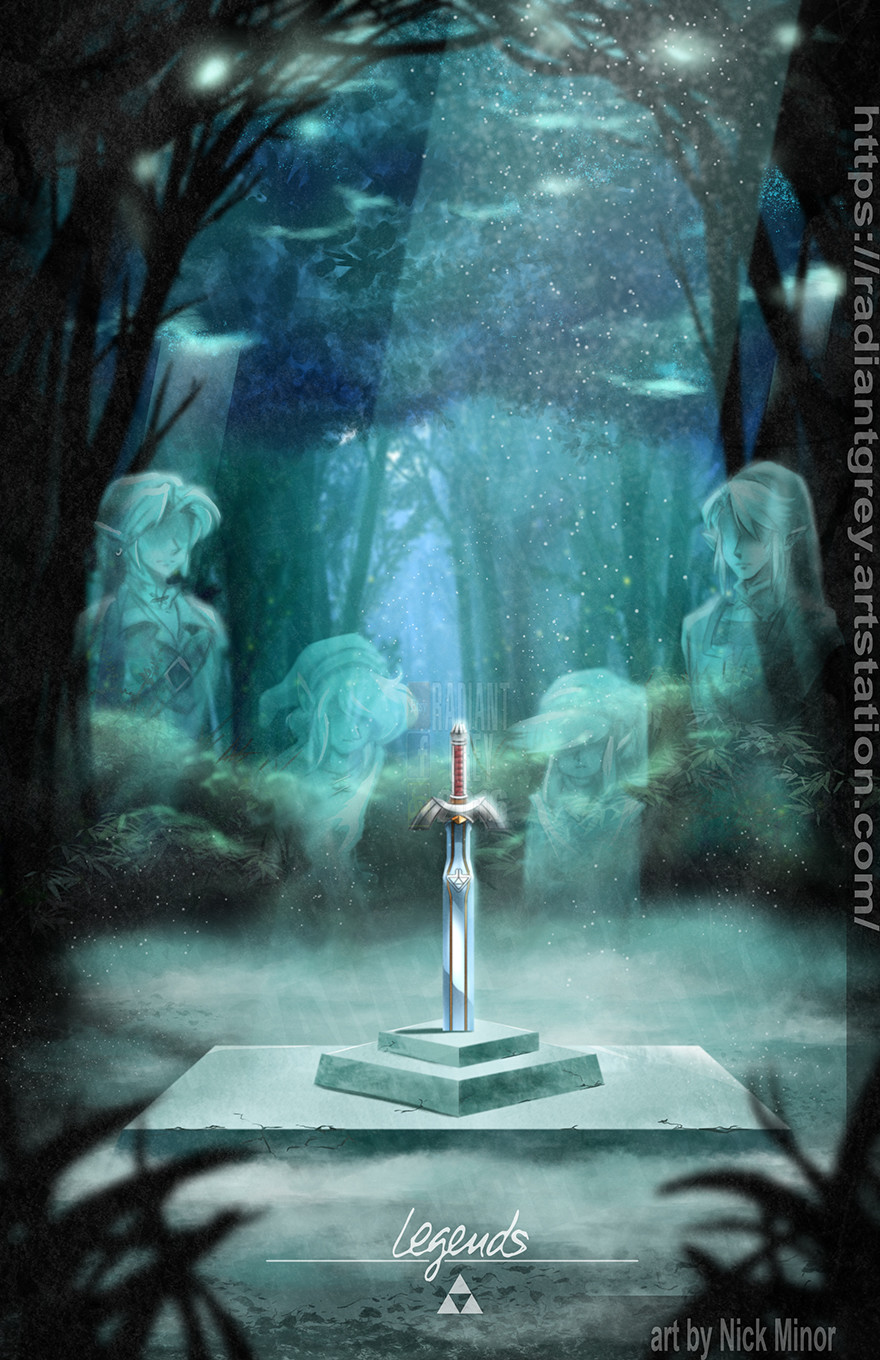 Nick minor master sword web