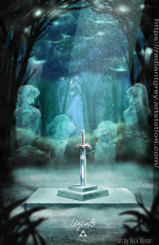 Nick minor master sword web