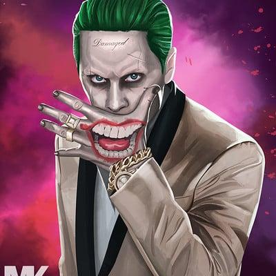 Mayank kumar the joker empire magazine cover