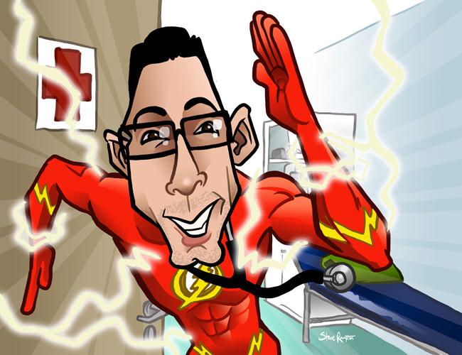 Steve rampton flash