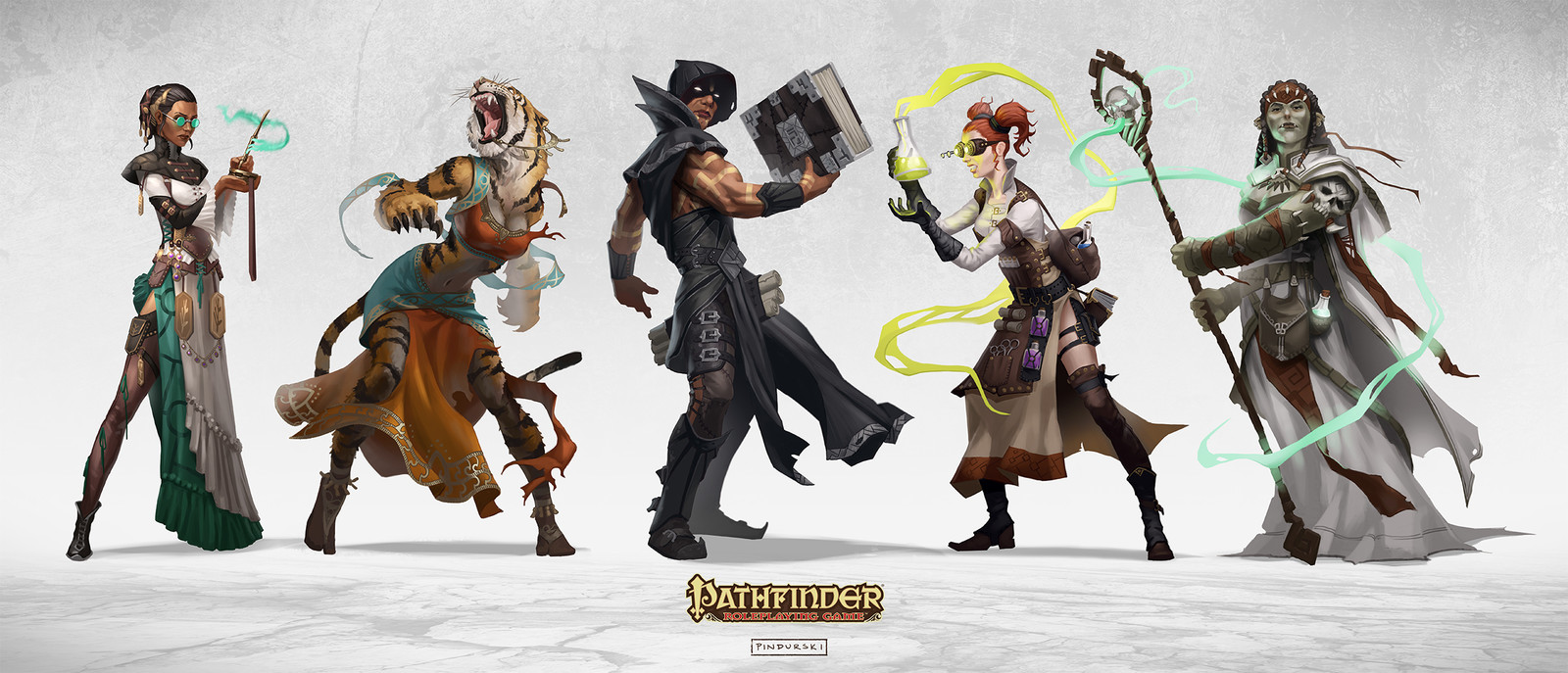 Pathfinder: Horror Adventures