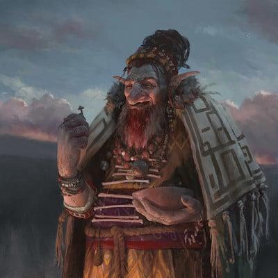 Tomas duchek shaman m