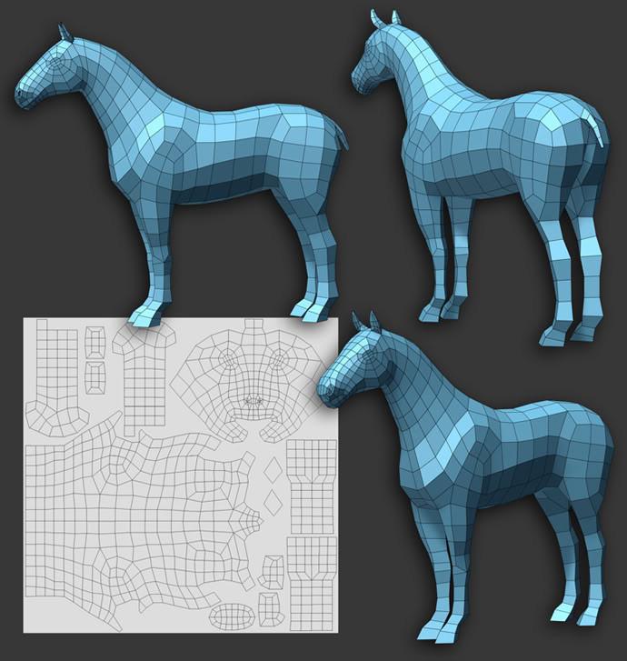 Bill melvin horse2basex